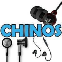 auriculares chinos