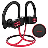 Mpow Auriculares Bluetooth Deportivos, Flame Inalámbricos Running IPX7 Impermeable Cascos V4.1...